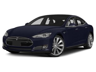 2013 Tesla Model S Base Sedan