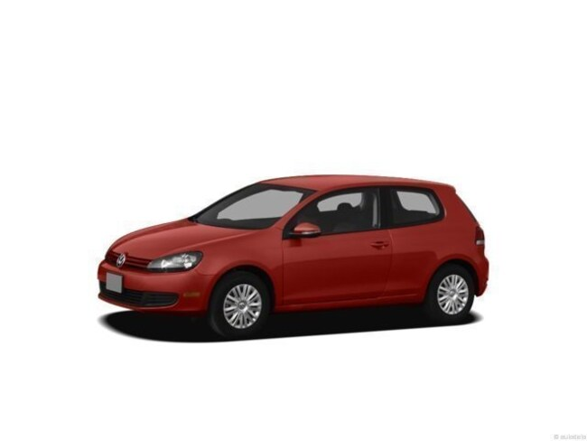 2013 Volkswagen Golf 2.0L 2-Door TDI Hatchback