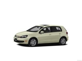 2013 Volkswagen Golf 2.0L 4-Door TDI w/Tech Package Hatchback