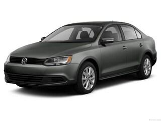 2013 Volkswagen Jetta 2.0L Base Sedan