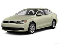 2013 Volkswagen Jetta Sedan Auto Base