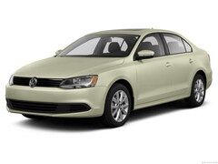 2013 Volkswagen Jetta 2.0L Base Car