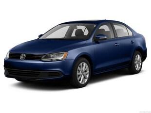 2013 Volkswagen Jetta Sedan S Sedan