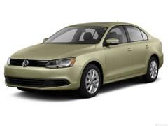 2013 Volkswagen Jetta SE Pzev SE PZEV  Sedan 6A w/Convenience and Sunroof