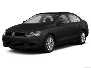 2013 Volkswagen Jetta 2.5L SE w/Convenience Package/Sunroof/PZEV Sedan