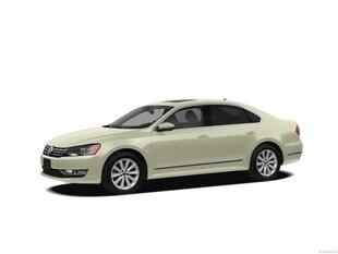 2013 Volkswagen Passat S w/Appearance Sedan