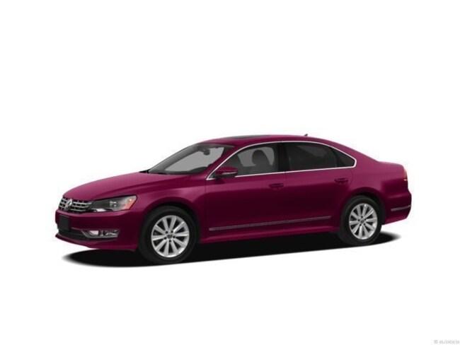 Used 2013 Volkswagen Passat TDI SE w/Sunroof Sedan Fort Myers