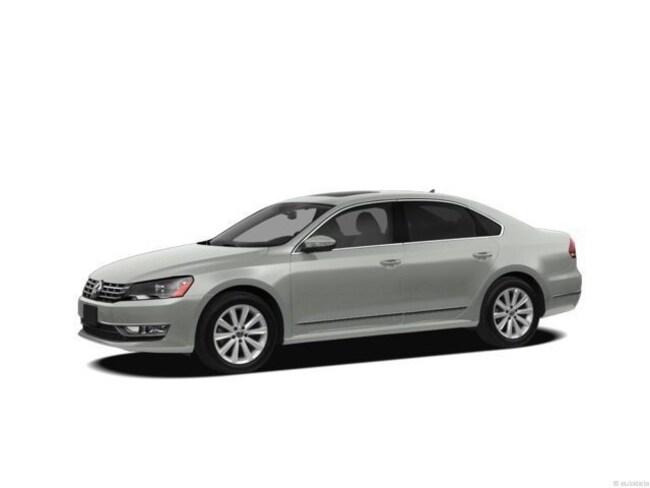 2013 Volkswagen Passat TDI SEL Premium Sedan