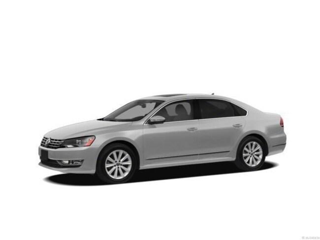 Certified Pre-Owned 2013 Volkswagen Passat 2.0L TDI SEL Premium Sedan Johnston, IA