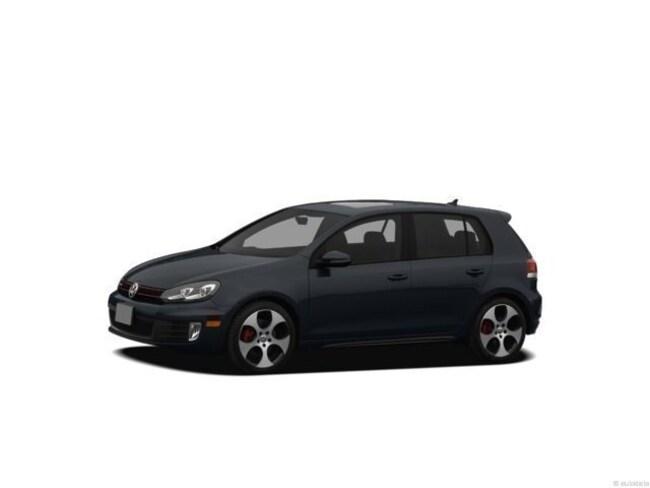 2013 Volkswagen GTI 4-Door Autobahn Hatchback