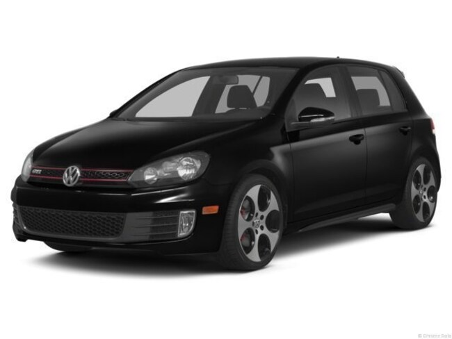 Used 2013 Volkswagen GTI 4-Door Autobahn Manual Transmission Hatchback in Canton, CT