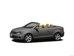 2013 Volkswagen Eos Komfort Convertible