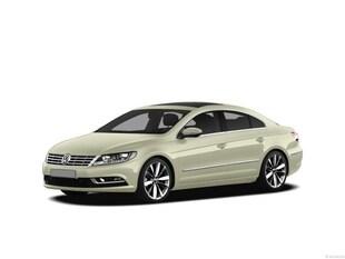 2013 Volkswagen CC Sport Pzev Sedan