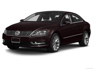2013 Volkswagen CC 2.0T Sport w/LEDs Sedan
