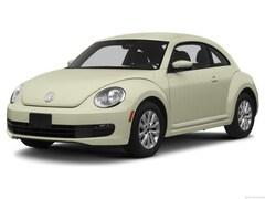 2013 Volkswagen Beetle 2.5L Entry Hatchback