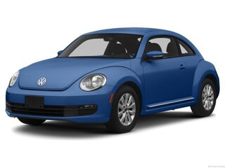 2013 Volkswagen Beetle 2.0 TSi Hatchback