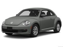 2013 Volkswagen Beetle Coupe TDI Manual Transmission 3VWRL7AT6DM674332 P8807A