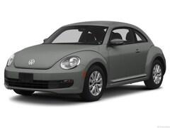 2013 Volkswagen Beetle 2.0 TDI Manual Transmission Hatchback