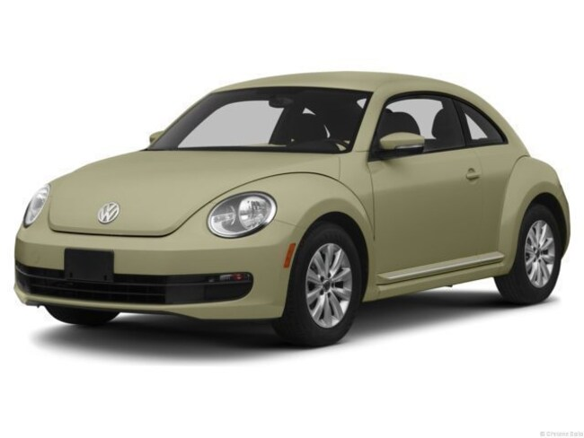 2013 Volkswagen Beetle 2.0 TDI Hatchback