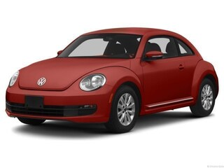 Used 2013 Volkswagen Beetle 2.0L TDI w/Sun Hatchback in Hanover, MA