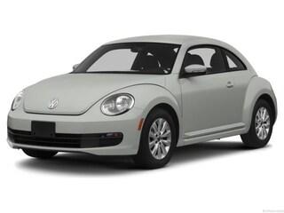 Used 2013 Volkswagen Beetle 2.0L TDI w/Sun/Sound/Nav Hatchback in Hanover, MA