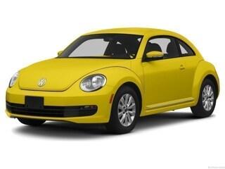 2013 Volkswagen Beetle 2.0L TDI w/Sunroof/Sound/Navigation Hatchback
