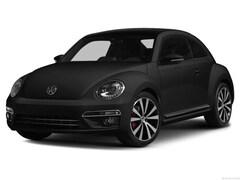 Used 2013 Volkswagen Beetle R-Line Hatchback for Sale in Houston, TX at River Oaks Chrysler Jeep Dodge Ram