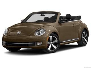2013 Volkswagen Beetle 2.5L w/PZEV Convertible