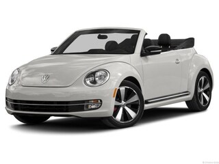 2013 Volkswagen Beetle Convertible 2.5L Auto 2.5L PZEV