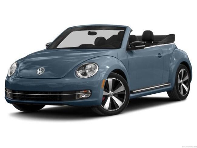 2013 Volkswagen Beetle 2.5L Pzev Convertible