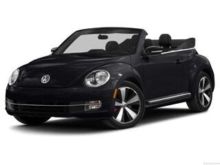 Used 2013 Volkswagen Beetle 2.5L w/Sound/Navigation/PZEV Convertible for sale in Huntington Beach, CA at McKenna 'Surf City' Volkswagen
