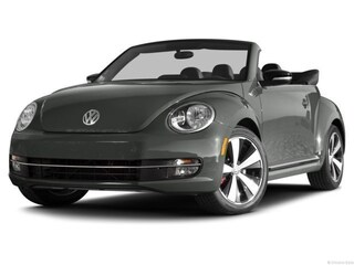 Used 2013 Volkswagen Beetle 2.0L TDI Convertible for sale in Houston, TX