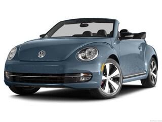 2013 Volkswagen Beetle Convertible 2.0L TDI w/Sound/Nav Coupe
