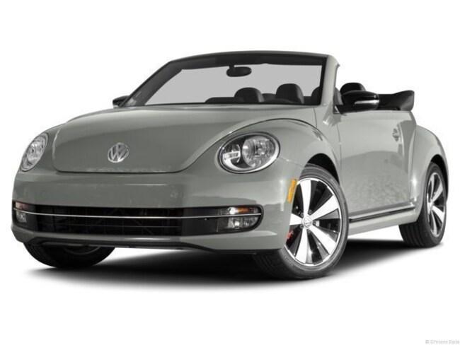 2013 Volkswagen Beetle 2.0 TDI Convertible