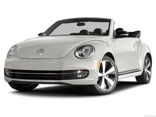 Used 2013 Volkswagen Beetle Convertible 2.0L TDI w/Sound/Nav DSG 2.0L TDI w/Sound/Nav in Fort Myers