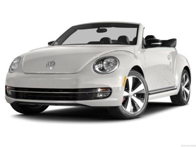 Used 2013 Volkswagen Beetle Convertible 2.0L TDI w/Sound/Nav DSG 2.0L TDI w/Sound/Nav Fort Myers
