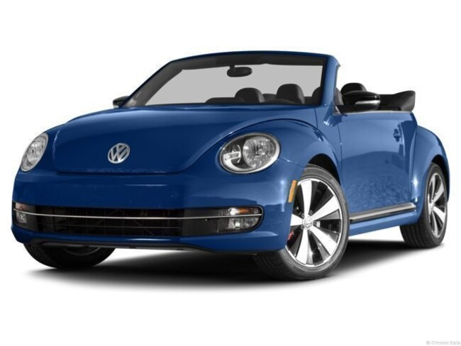 Used 2013 Volkswagen Beetle Convertible 2.0T Convertible for sale in Whitehall WV