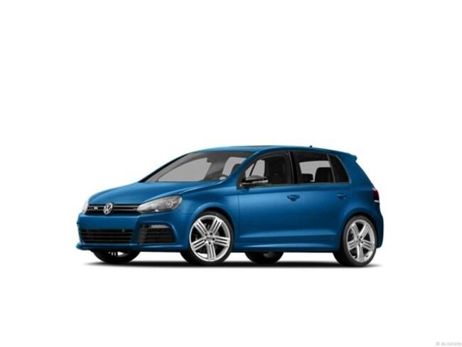 2013 Volkswagen Golf R R Hatchback