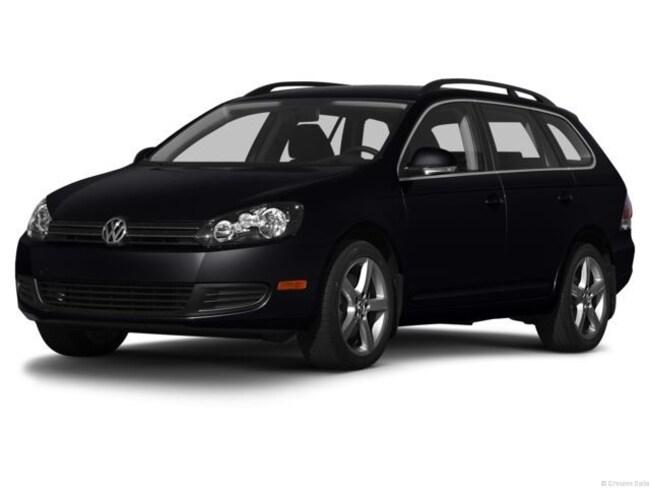 2013 Volkswagen Jetta Sportwagen 2.5L SE Wagon
