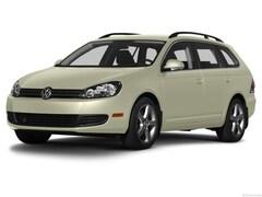 2013 Volkswagen Jetta SportWagen 2.5L S w/PZEV Wagon
