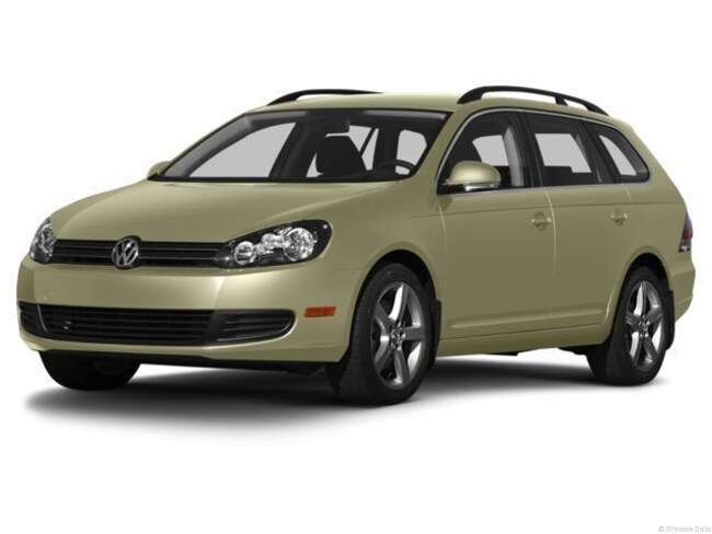 Used 2013 Volkswagen Jetta SportWagen 2.0L TDI w/ Sunroof & Nav Wagon in Canton, CT