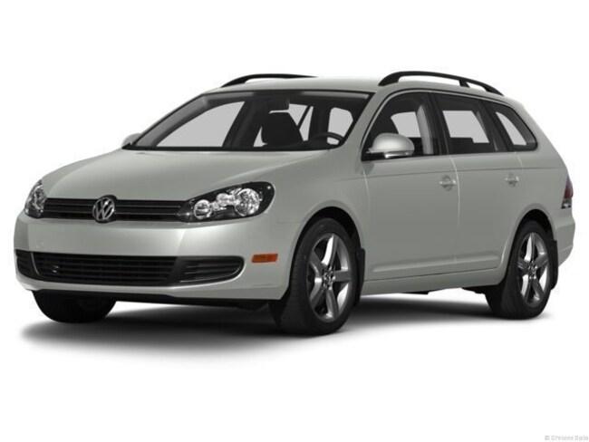 2013 Volkswagen Jetta SportWagen 2.0L TDI (Non-Inspected Wholesale Tow-Off) Wagon