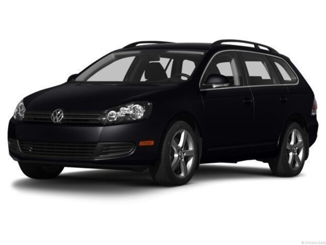 Used vehicle 2013 Volkswagen Jetta SportWagen Wagon for sale in Tucson, AZ