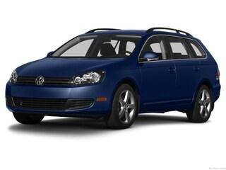 Used 2013 Volkswagen Jetta Sportwagen 2.0L TDI Wagon 3VWPL7AJ2DM633699 for sale in Boise at Audi Boise