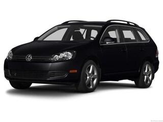2013 Volkswagen Jetta SportWagen 2.0L TDI w/Sunroof Wagon