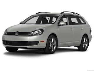 2013 Volkswagen Jetta SportWagen TDI w/Sunroof & Nav Wagon