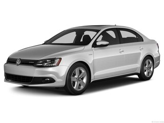 Used 2013 Volkswagen Jetta Hybrid SEL Sedan for sale in Atlanta, GA
