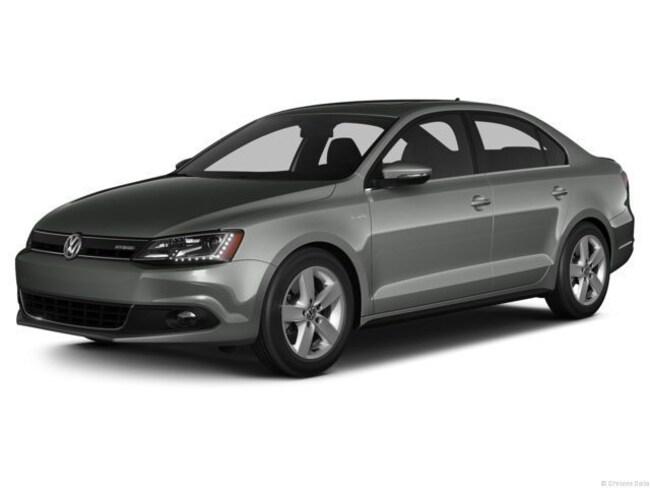2013 Volkswagen Jetta Hybrid SEL Premium Sedan