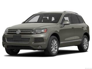 New 2013 Volkswagen Touareg VR6 SUV WVGEF9BP3DD010910 for Sale in Santa Fe, NM