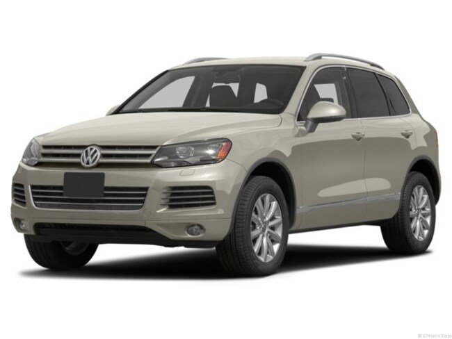 Used 2013 Volkswagen Touareg For Sale   Valdosta GA Stock #B6540B